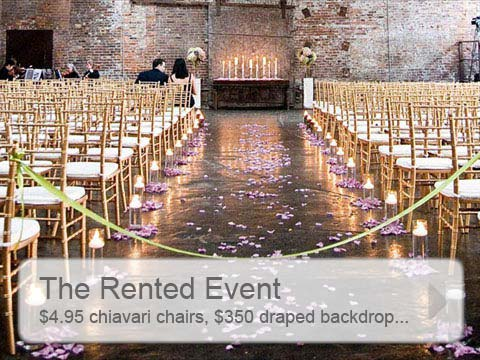 The Rented Event