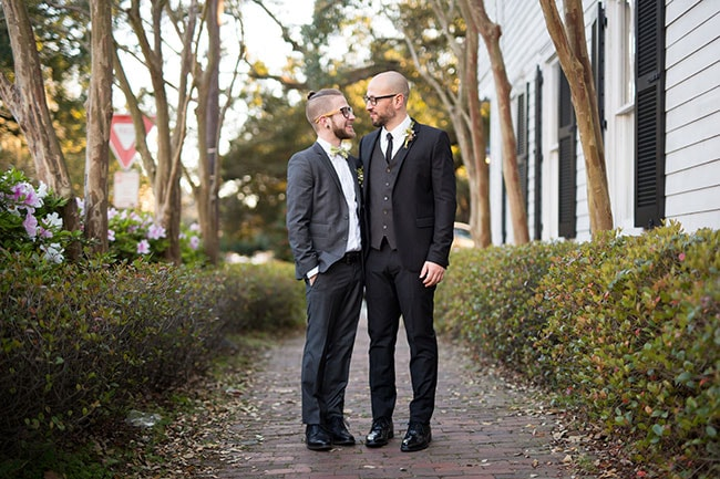 Jose and Levi Win the Wedding of their Dreams at The Brice in Savannah