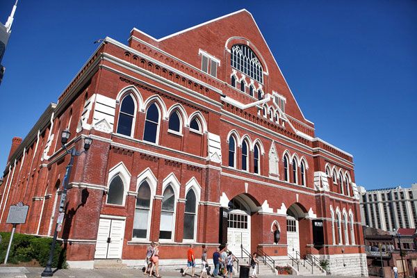 Ryman Auditorium - Larry Holloway Photography