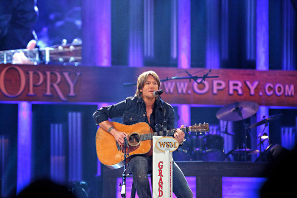 Keith Urban - Larry Holloway Photography