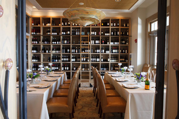 Rehearsal Dinner - The Wine Room at Fish Out of Water Restaurant - Larry Holloway Photography
