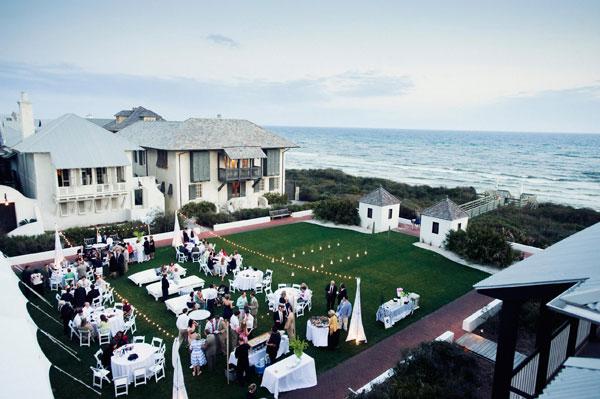 Wedding at Rosemary Beach - Paul Johnson Photography