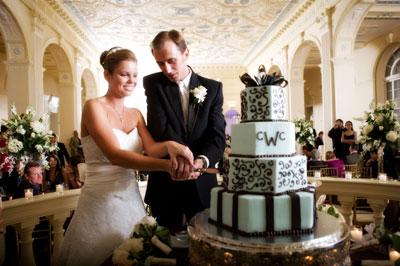 Real Altlanta Wedding: Christine & Chris