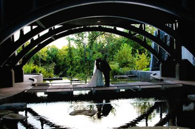 Beautiful Fall Wedding at the Gwinnett Environmental and Heritage Center in Buford