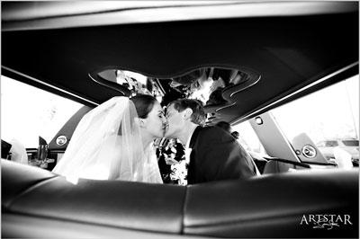 Real Atlanta Weddings: Vanessa & Matt's Winter Wedding