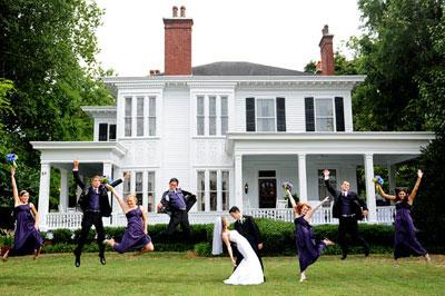 Real Atlanta Wedding: Caroline and Matt Celebrate at The Whitlock Inn
