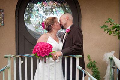 Real Atlanta Wedding: Mikey and Mindi's Wedding at LeBam in Midtown