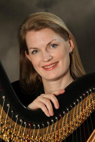 Dania M. Lane- Harpist