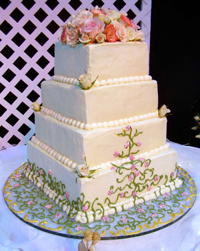 atlanta wedding cakes in atlanta ga atlantabridal. Black Bedroom Furniture Sets. Home Design Ideas