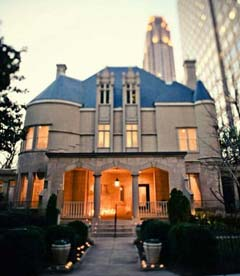 Wimbish House / Atlanta Woman